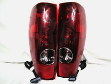 Rear Tail Light Lamps w/6 Bulbs/Wire/Plug One Pair fit 2012 Canyon Colorado