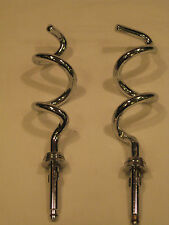 OSTER Regency Kitchen Center REPLACEMENT  DOUGH HOOKS Free Shipping
