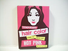 """Temporary Hair Color  in Hot Pink """"Comb in, Wash Out"""""""