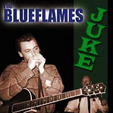 BLUE FLAMES Juke CD - Rockabilly Rockin' Blues Harmonica - NEW