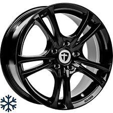 4x Tomason Easy 7,5x17 5x112 ET42 ML73,1 black painted Audi Seat Skoda VW