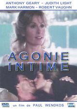 DVD Agonie intime (Intimate Agony) -  Judith Light, Mark Harmon, Robert Vaughn