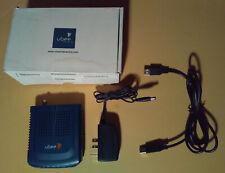 UBEE Modem ~Model U10C018.80 ~Power Cord ~2.0 USB Cable