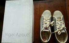 K-SWISS x YIGAL AZROUEL NY MEN'S CANVASS SNEAKERS - SIZE 7 (fits women's size 8)