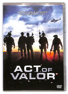 EBOND  act of valor DVD D574619