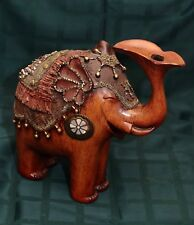 Large Elephant Statue Figurine Animal India Handicrafts Gifts