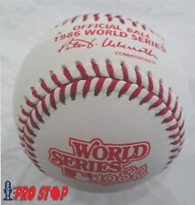 1986 Rawlings Official WORLD SERIES Baseball NEW YORK METS