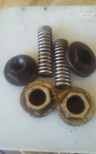 Indian big valve powerplus teens valve caps springs..  Motorcycle