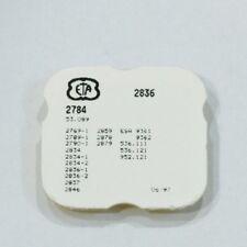 Parti calendario- calendar parts -   ref (2784) - ETA da 2836-2 a 2879