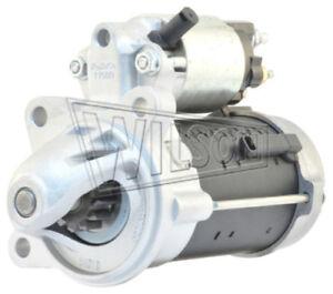 Remanufactured Starter  Wilson  91-29-5852