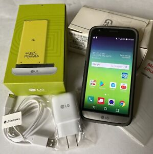 LG G5 VS987 - 32GB - (Verizon) GSM Unlocked Android Smartphone MINIMAL USE!!!
