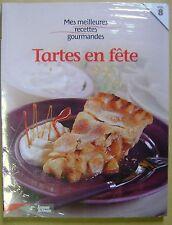 Cuisine  Mes meilleures recettes gourmandes tartes en fête  volume 8 /I26