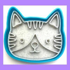 Cat Face Cookie Cutters