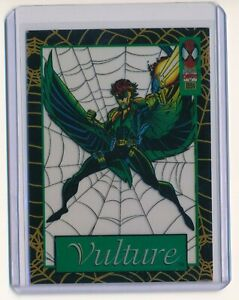 1994 AMAZING SPIDER-MAN SUSPENDED ANIMATION #8 VULTURE