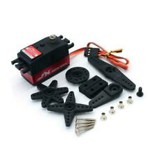 JX PDI-4409MG 9KG high speed LOW PROFILE Short Servo Digital Standard 1/8 1/10