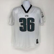 Reebok Team Apparel Philadelphia Eagles Brian Westbrook #36 Jersey White Size XL