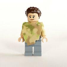 Lego Star Wars Minifigure Principessa Leia con Capo /& Blaster 75094 Raro Nuovo