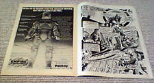 STAR WARS BOBA FETT VINTAGE 1980 PALITOY UK ACTION FIGURE MAIL AWAY OFFER ADVERT