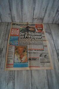Bildzeitung Bild Zeitung Dezember 2989