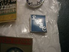 LEEDS UNITED FOOTBALL CLUB (27) ENAMEL PRESS PIN BADGE