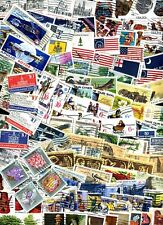623 Different US Stamps in COMPLETE Sets Used, Soaked, Sorted - Only 9¢ a STAMP!