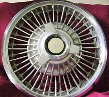 "1965 66 67 Ford Fairlane 14"" hubcap. Used 1965 66 Ford Mustang. Set of 4"