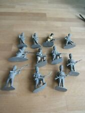 Airfix 1:32 French Imperial Guard Battle of Waterloo 11 Figures Pre-owned