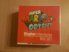 Super mario odyssey nintendo switch! Kingdom Adventures Box Set! Nuovo...