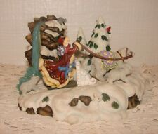 San Francisco Music Box Co. Winter Harmony Le Have Yourself Merry Christmas Nwob