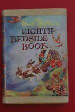 *VINTAGE 1ST EDITION* ENID BLYTON'S EIGHTH BEDSIDE BOOK  (Hardcover/DJ, 1956)