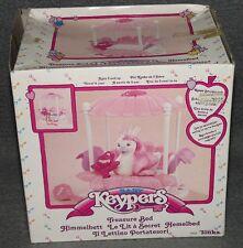 Keypers Bett +OVP Himmelbett Tonka 80er 90er Jahre Spielzeug Vintage 80´s 90´s