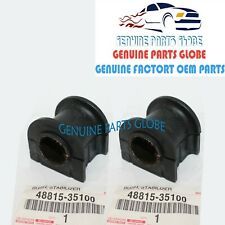 GENUINE OEM TOYOTA 96-02 4RUNNER LEFT & RIGHT FRONT STABILIZER BAR BUSHING SET