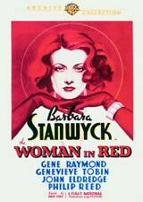 The Woman in Red (1935) Barbara Stanwyck, Gene Raymond | New | Sealed | DVD