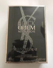 Ysl Black Opium Nuit Blanche Eau de Parfum 30ml Brand New