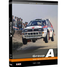 GROUP A - 1987-1996 WHEN RALLYING CREATED ROAD CAR ICONS - LIVRE NEUF
