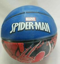 1 Basketball Marvel Spiderman Basketball  Blue;Red - Boys - Size 5