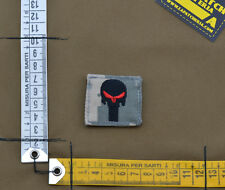 "Ricamata / Embroidered Patch ""Punisher"" ACU / UCP with VELCRO® brand hook"