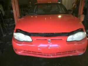 Driver Left Rear Knuckle/Stub Fits 97-08 GRAND PRIX 90531