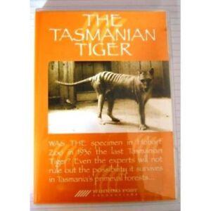 THE TASMANIAN TIGER DVD