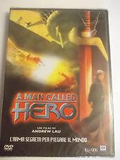 A MAN CALLED HERO DVD SIGILLATO