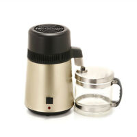4L/1Gal Electric Dental/Medical/Lab Home Water Distiller Moonshine Alcohol Still