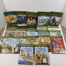 Lot of 22 Magic Tree House Books 1-8 10 11 14-16 18-21 23-25 27 28 Osborne