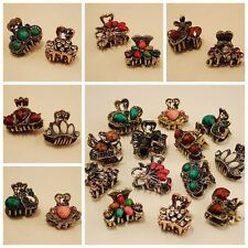 Random Color Gifts Resin Hairpins Butterfly Crown Mini Hair Clip Claw Barrette