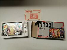 Gakken Pinball Mint LCD Vintage card game