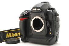 【Exc+5】Nikon D3S 12.1 MP Digital SLR Camera Black Body Only From Japan #937