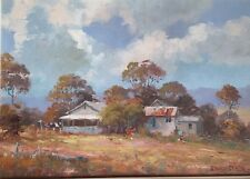 Original Oil Painting by Otto Kuster - Listed Australian Artist
