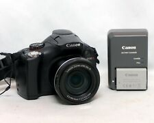 Canon PowerShot SX 30 IS 14.0MP 35x Optical Zoom Lens P&S Camera