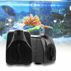 Aquarium Fish Tank Submersible Aqua Fountain Pond Water Pump 350-800 LPH ECO
