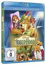 Disney - Robin Hood Jubiläumsedition auf Blu Ray NEU+OVP