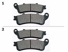 2002-2007 HONDA ST 1300 Non ABS Model 2 Sets Front Brake Pads ACM261 / FA261